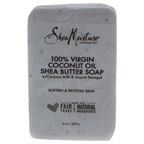 Shea Moisture 100% Virgin Coconut Oil Shea Butter Soap Bar Soap