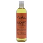 Shea Moisture Coconut & Hibiscus Bath-Body & Massage Oil Firming & Toning