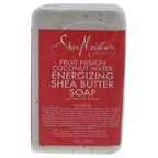 Shea Moisture Fruit Fusion Coconut Water Energizing Shea Butter Soap Bar Soap
