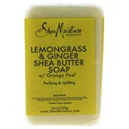 Shea Moisture Lemongrass & Ginger Shea Butter Soap Bar Soap