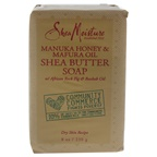 Shea Moisture Manuka Honey & Mafura Oil Shea Butter Soap - Dry Skin Bar Soap