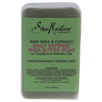 Shea Moisture Raw Shea & Cupuacu Daily Defense Shea Butter Soap Bar Soap