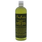 Shea Moisture Olive and Green Tea 2-In-1 Bubble Bath and Body Wash Anti-Aging and Ultra-Moisturzing