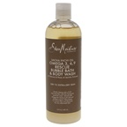 Shea Moisture Sacha Inchi Oil Omega-3-6-9 Rescue Bubble Bath & Body Wash