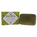 Nubian Heritage Indian Hemp & Haitian Vetiver Bar Soap