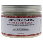 Nubian Heritage Coconut & Papaya Body Scrub