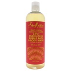 Shea Moisture Fruit Fusion Coconut Water Energizing Bubble Bath & Body Wash