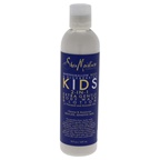 Shea Moisture Marshmallow Root & Blueberries Kids 2-In-1 Extra Gentle Body Wash & Lotion