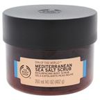 The Body Shop Spa Of The World Mediterranean Sea Salt Scrub Body Scrub