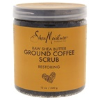 Shea Moisture Raw Shea Butter Ground Coffee Scrub