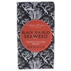 Crabtree & Evelyn Black Sea Mud & Seaweed Triple Milled Soap Bar Soap