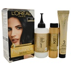 L'Oreal Paris Superior Preference Fade-Defying Color # 1 Ultimate Black Natural Hair Color