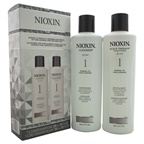 Nioxin System 1 Cleanser & Scalp Therapy Conditioner Duo Shampoo & Conditioner