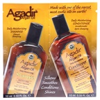 Agadir Agadir Oil Daily Moisturizing Shampoo & Conditioner Duo