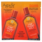 Agadir Argan Oil Hair Shield 450 Deep Fortifying Shampoo & Conditioner Duo