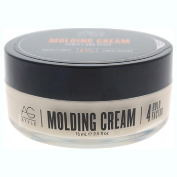 AG Hair Cosmetics Molding Cream Sculpt And Style Cream