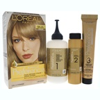 L'Oreal Paris Superior Preference Fade-Defying Color # 8A Ash Blonde Hair Color