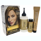 L'Oreal Paris Superior Preference Hi-Lift Color And Shine System # UL61 Hi-Lift Ash Brown Hair Color