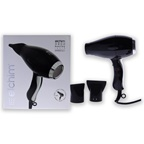 Elchim 3900 Healthy Ionic Hair Dryer - Black/Silver