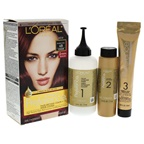 L'Oreal Paris Superior Preference Fade-Defying Color # 4B Burgundy - Cooler Hair Color
