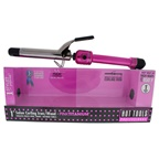 Hot Tools Pink Titanium Salon Curling Iron/Wand - Model # HPK44 - Pink/Silver