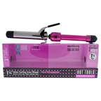 Hot Tools Pink Titanium Salon Curling Iron/Wand - Model # HPK45 - Pink/Silver