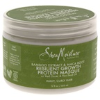 Shea Moisture Bamboo Extract & Maca Root Resilient Growth Protein Masque