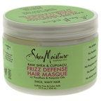 Shea Moisture Raw Shea & Cupuacu Frizz Defense Hair Masque