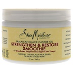 Shea Moisture Jamaican Black Castor Oil Strengthen  Restore Smoothie Cream