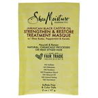 Shea Moisture Jamaican Black Castor Oil Strengthen-Grow and Restore Treatment Masque
