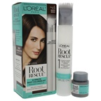L'Oreal Paris Root Rescue 10 Minute Coloring Kit - # 5 Medium Brown Root Color