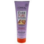 L'Oreal Paris EverPure Marula Oil Frizz-Defy Shampoo