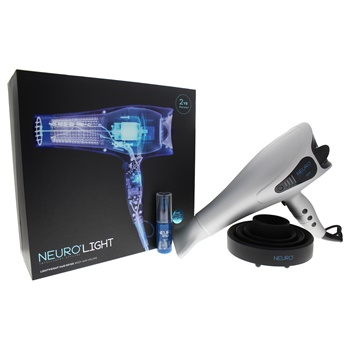 Paul Mitchell Neuro Light Hair Dryer - Model # NDLNAS - Silver