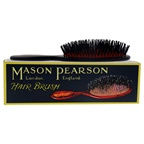 Mason Pearson Pocket Bristle Brush - B4 Dark Ruby Hair Brush