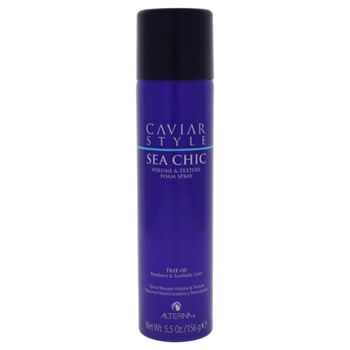 Alterna Caviar Styling Sea Chic Volume and Texture Foam Spray Hair Spray