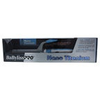 BaBylissPRO Nano Titanium And Ceramic Curling Iron - Model # BNT100SC - Grey/Blue