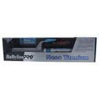 BaBylissPRO Nano Titanium And Ceramic Curling Iron - Model # BNT125SC - Grey/Blue