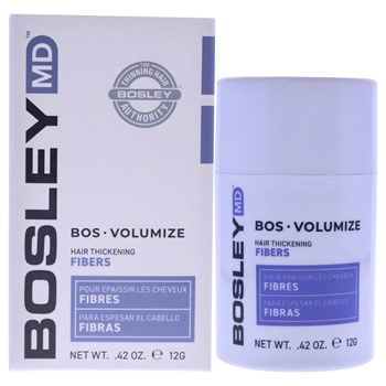 Bosley Hair Thickening Fibers - Dark Brown Treatment
