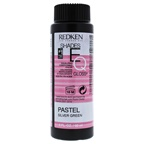 Redken Shades EQ Color Gloss - Pastel Silver Green Hair Color