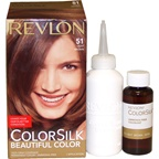 Revlon colorsilk Beautiful Color #51 Light Brown Hair Color