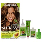 Garnier Nutrisse Nourishing Color Creme #63 Light Golden Brown Hair Color