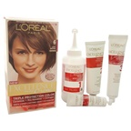 L'Oreal Paris Excellence Creme Pro - Keratine # 6 Light Brown - Natural Hair Color