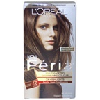 L'Oreal Paris Feria Multi-Faceted Shimmering Color 3X Highlights # 50 Medium Brown - Natural Hair Color
