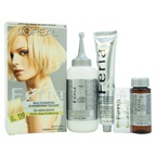 L'Oreal Paris Feria Multi-Faceted Shimmering Color 3X Highlights #110 Very Light Blonde-Cooler Hair Color