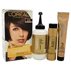 L'Oreal Paris Superior Preference Fade-Defying Color # 4 Dark Brown - Natural Hair Color