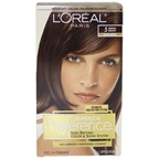 L'Oreal Paris Superior Preference Fade-Defying Color # 5 Medium Brown - Natural Hair Color