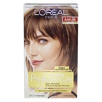 L'Oreal Paris Superior Preference Fade-Defying Color # 6AM Light Amber Brown - Warmer Hair Color