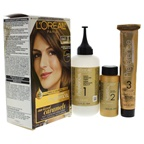 L'Oreal Superior Preference Les True Brunettes # UL63 Ultra Light Gold Brown - Warmer Hair Color