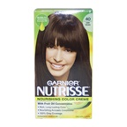 Garnier Nutrisse Nourishing Color Creme # 40 Dark Brown Hair Color