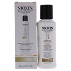 Nioxin System 3 Scalp Therapy Conditioner For Fine Chem. Enh.Normal-Thin Hair